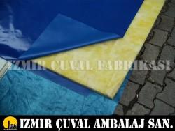 İZMİR ÇUVAL FABRİKASI - 1,2 X 10 MT BETON YORGANI