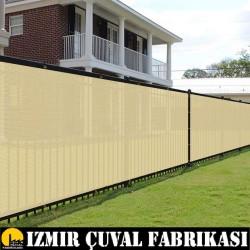 İZMİR ÇUVAL FABRİKASI - ÇİT FİLESİ ( 2 mt X 5 mt )