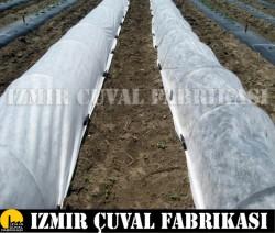 İZMİR ÇUVAL FABRİKASI - Don Kırağı Örtüsü -Agril -6.40 x 200 mt 19 gr/m2