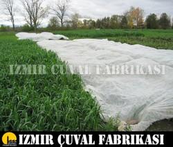 İZMİR ÇUVAL FABRİKASI - Don Kırağı Örtüsü - Agril - 3.20 M x 350 mt -30 gr/m2