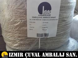 İZMİR ÇUVAL FABRİKASI - Jüt Halat - 3 mm