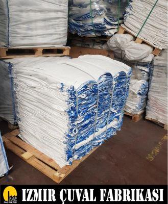 100 X 100 X 200 cm Baskı Hatalı Big Bag Çuval