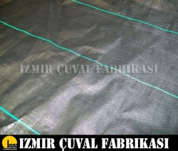 İZMİR ÇUVAL FABRİKASI - 4.20 mt x 100 mt Taban Örtüsü