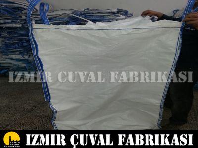 90 X 90 X 175 cm Baskı Hatalı Big Bag Çuval