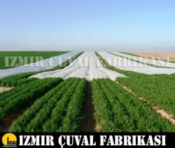 İZMİR ÇUVAL FABRİKASI - Don Kırağı Örtüsü -AGRIL - 9.60 x 150 mt - 19 gr/m2