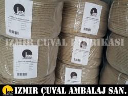 İZMİR ÇUVAL FABRİKASI - Jüt Halat - 4 mm