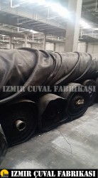 İZMİR ÇUVAL FABRİKASI - Örgülü Geo Tekstil Kumaşı