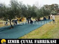İZMİR ÇUVAL FABRİKASI - ZEYTİN TOPLAMA FİLESİ 4 X 7 MT